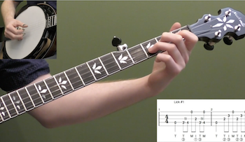 10 Licks In The Key Of D Intermediate Banjo Lesson
