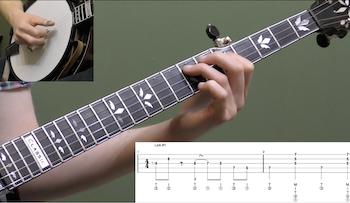 10 Moveable Minor Chord Licks Intermediate Banjo Lesson