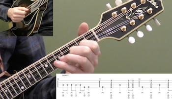 10 pentatonic licks key of g beginner mandolin lesson