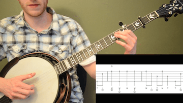 Clinch Mountain Backstep Beginner Banjo