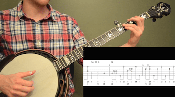 Redwing Beginner Banjo