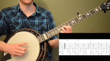 Big Sciota Intermediate Banjo