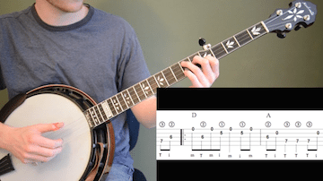 Cuckoo's Nest Intermediate Banjo