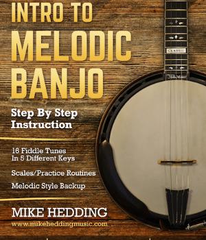 Intro To Melodic Banjo E-Book