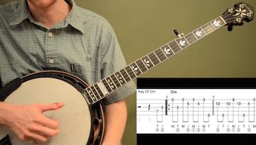 Lonesome Fiddle Blues Intermediate Banjo