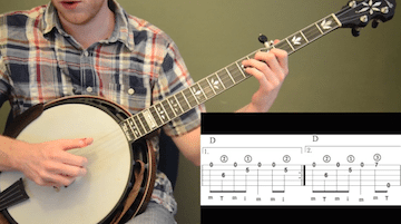Saint Anne's Reel Intermediate Banjo