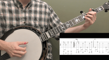Shady Grove Intermediate Banjo