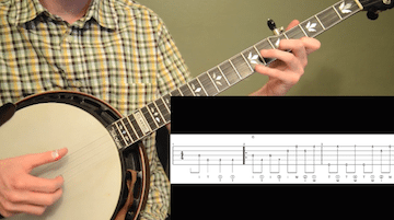Temperance Reel Intermediate Banjo