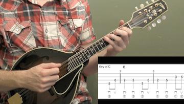 Tennessee Waltz (Mandolin Backup)