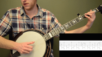 Will The Circle Be Unbroken Beginner Banjo