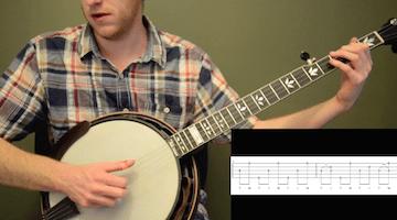 Will The Circle Be Unbroken Beginner Banjo