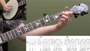 A Minor Workout Beginner Banjo Lesson