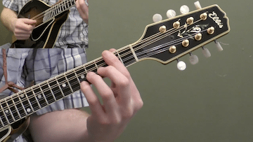 Advanced Mandolin Chords