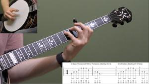 Advanced Pentatonic Patterns Banjo Lesson