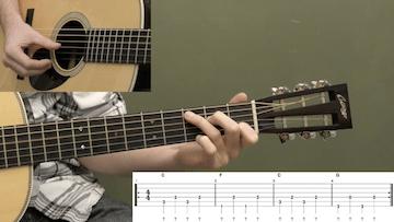 Alternating Thumb Basics Beginner Guitar