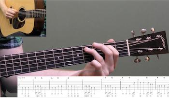 Arkansas Traveler Beginner Guitar Lesson