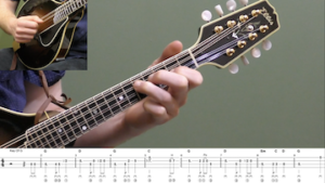 Auld Lang Syne Beginner Mandolin Lesson