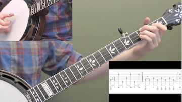Banjo Lick Breakdown
