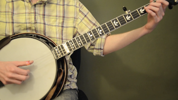 Banjo Slide Exercise