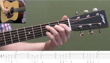 Banks Of The Ohio Beginner Guitar Lesson