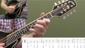 Basic C Major Scale Beginner Mandolin Lesson
