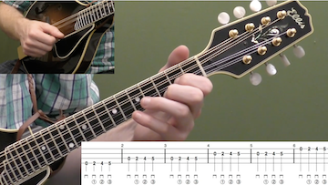 Basic Right Hand Workout Beginner Mandolin