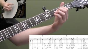 Beaumont Rag Intermediate Banjo Lesson
