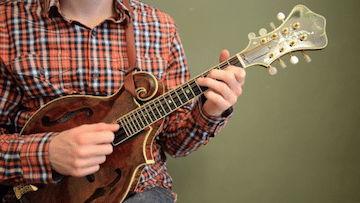 Beginning Mandolin 101 Course