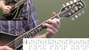 Bluegrass Crosspicking Intermediate Mandolin Lesson
