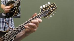 Bluegrass Mandolin Solo Shapes Lesson