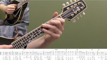 Cherokee Shuffle Beginner Mandolin