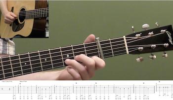 Clinch Mountain Backstep Beginner Guitar Lesson