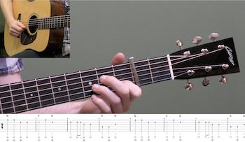 Cripple Creek Beginner Guitar Lesson