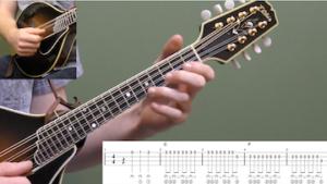 East Tennessee Blues Intermediate Mandolin