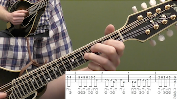 Fiddle Tune Endings Beginner Mandolin