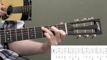 Fingerstyle Basics Beginner Guitar