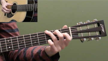 Fingerstyle Guitar Basics (Key Of G)