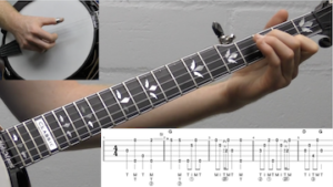 Five Scruggs Style Banjo Endings Lesson