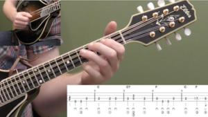 Hard Times Come Again No More Beginner Mandolin Lesson