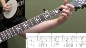 House Of The Rising Sun Beginner Banjo Lesson