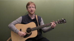 How To Attach A Guitar Strap Lesson