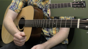 How To Hold The Pick Beginner Guitar Lesson