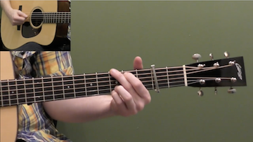How To Use A Capo Beginner Guitar