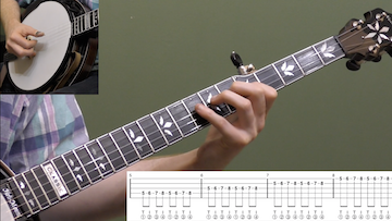Improve Your Fretting Hand Strength And Dexterity (Banjo)
