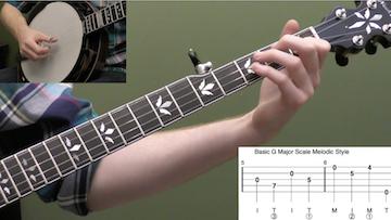 Intro To Melodic Banjo