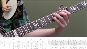 Jesse James Intermediate Banjo Lesson