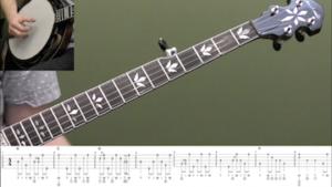 Keep On The Sunny Side (Backup) Intermediate Banjo Lesson