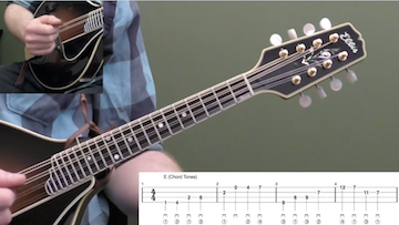 Learn To Improvise Using The Blues Beginner Mandolin