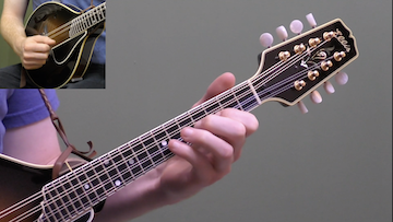 Improve Your Fretting Hand Strength And Dexterity (Mandolin)