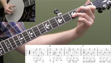 Little Maggie Intermediate Banjo